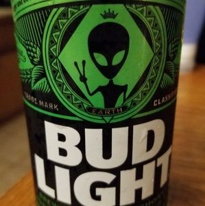Budlight Limited Alien Limited Edition